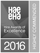 Hire Awards Commended